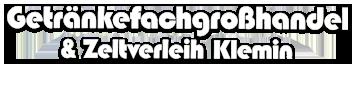 Getränkefachgroßhandel Klemin - Erfurt - Weimar - Sömmerda